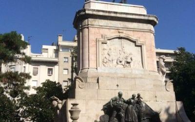 Montevideo in Uruguay