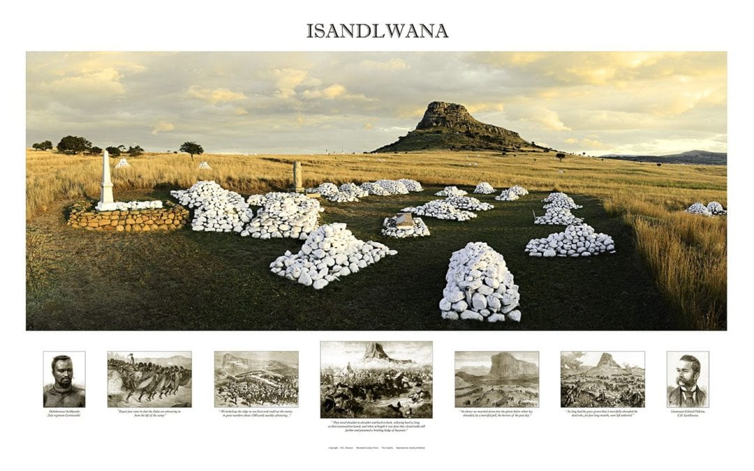 139th Anniversary of Isandlwana and Rorke's Drift