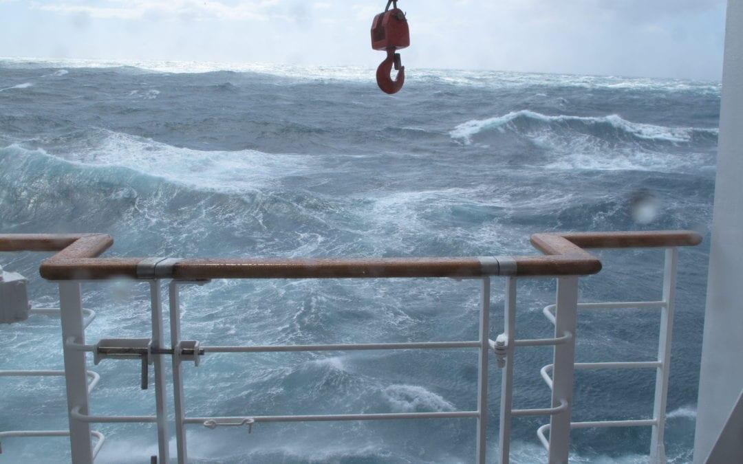 Tuesday 27 December Cruising the Drake Passage
