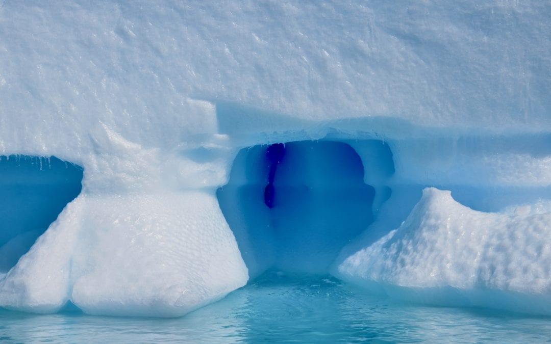 Into Antarctica at last
