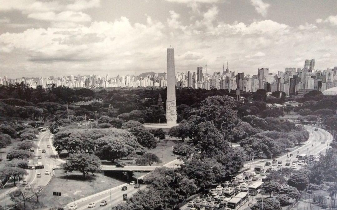 Iguassu and São Paulo, Brazil