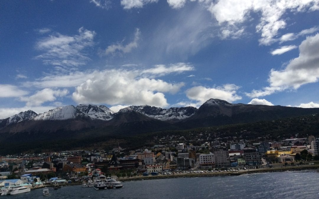 Most welcome rest day in Ushuaia