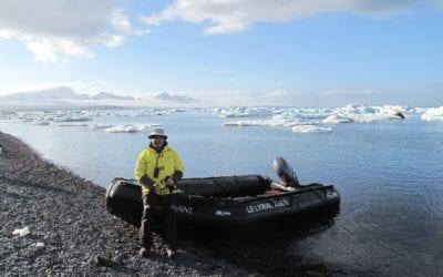 Antarctica Sound – New Year's Eve