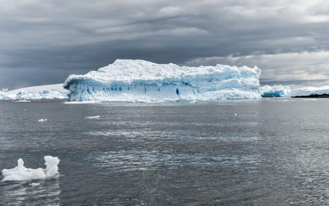 Returning across the Drake Passage