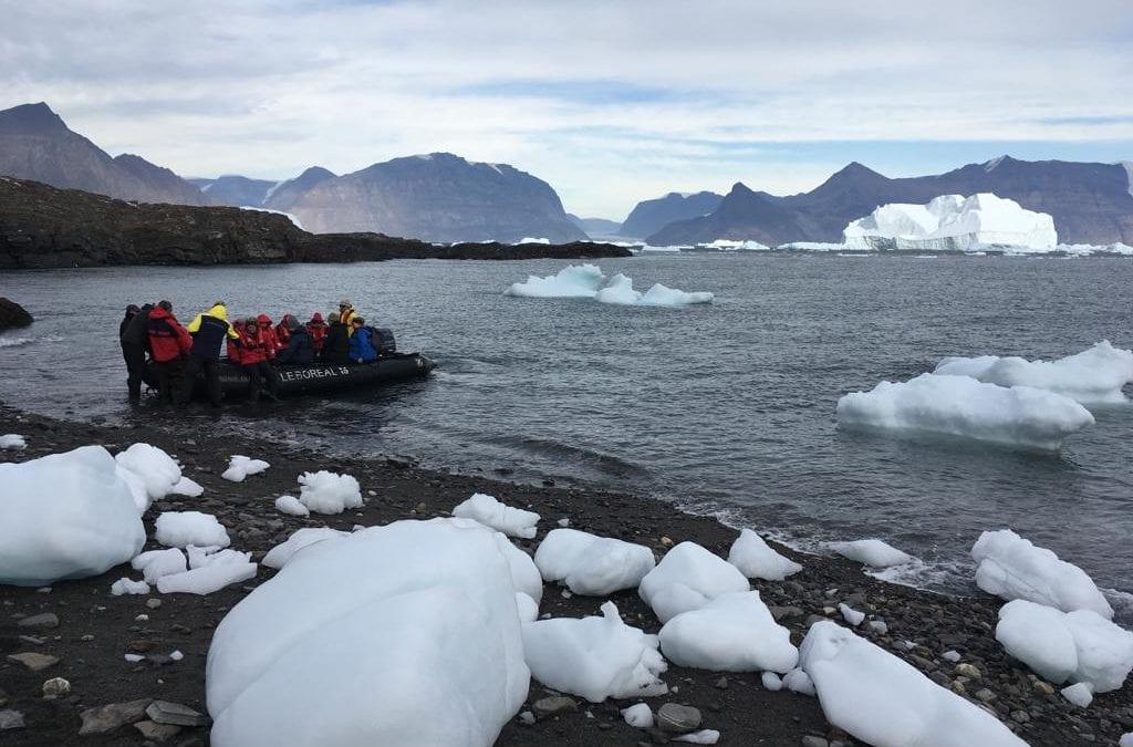 Northwest Passage ~ Greenland